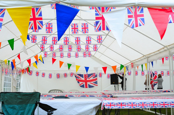 Royal Wedding Party 2011