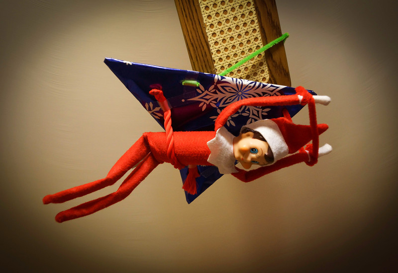 Holiday Hang Glider