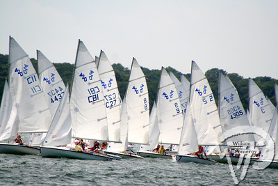 Chatham Regatta — outer line — 2008