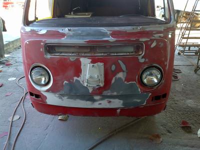 1970 VW Body & Paint