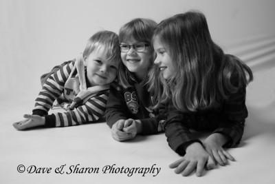 Evie, Esme & Owen