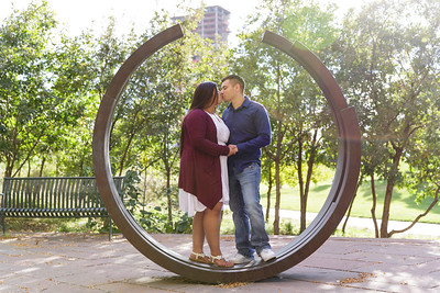 Ashley and Challen Engagement Session