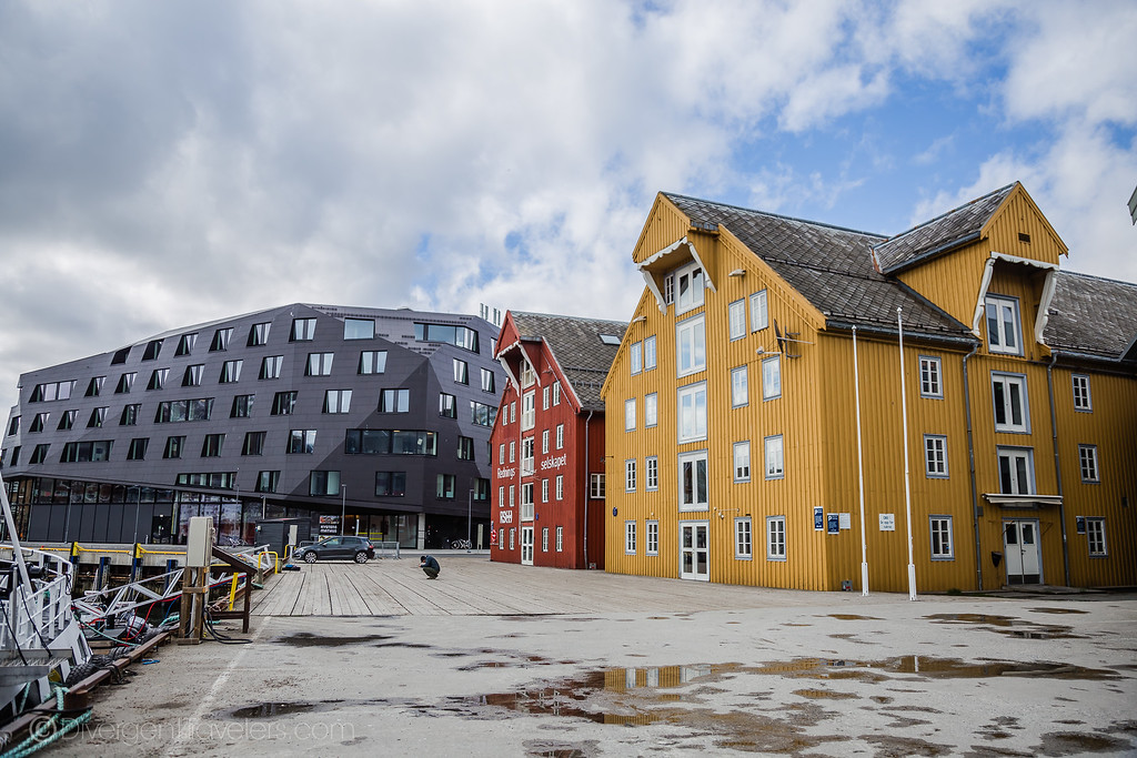 Where to stay in Tromso - Lina Stock