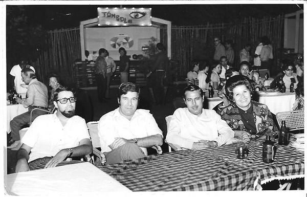 Lucapa ?,  Dr. Miranda Barata , Casal Josefa,