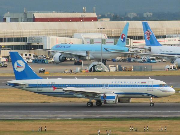 Azerbaijan Airlines (J2)