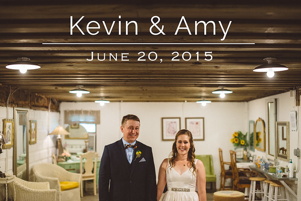 Amy & Kevin