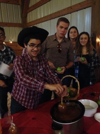 S.A. Barn Banquet