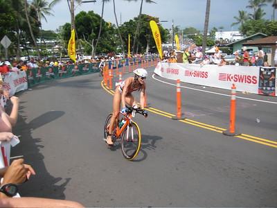2008 Ironman Triathlon World Championships 10-11-2008
