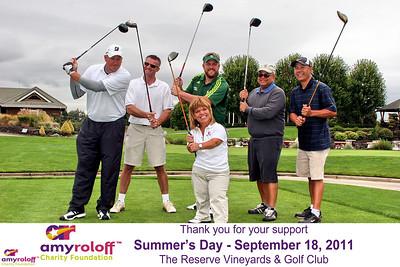 Amy Roloff CF-2011 Golf Team 18A