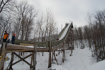 Ishpeming Ski Club: Ishpeming, Michigan