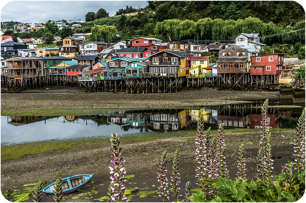 Castro, Isla Chiloe