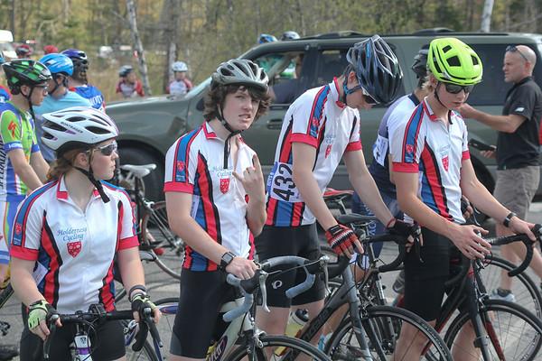 Cycling at Profile