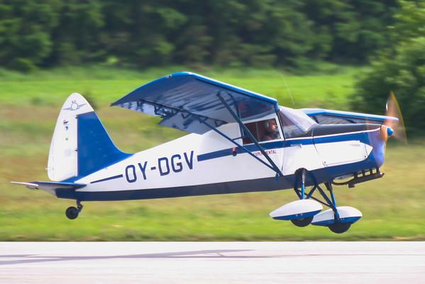 OY-DGV - SAI KZ-III U-2