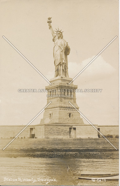 Statue of Liberty, N.Y.