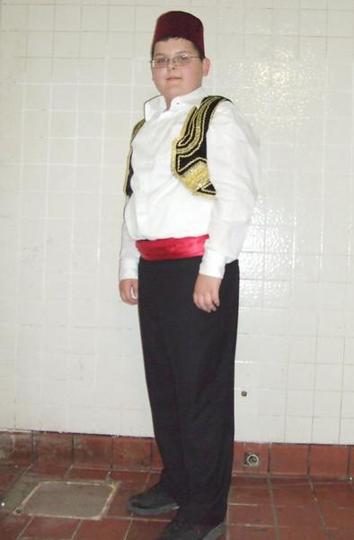 Kenan Jakupović is KUD SEVDAH member since 2005. He was born in Berlin, Germany.
