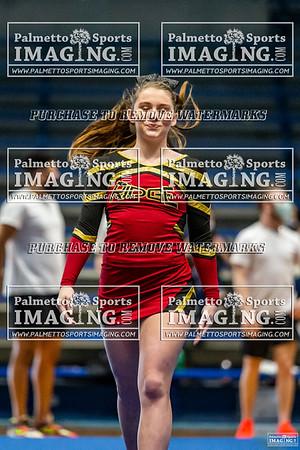 Ashley Ridge Varsity Cheer 5A Qualifier