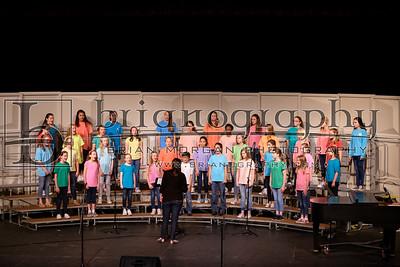2016-17 Spring MS Chorus Concert