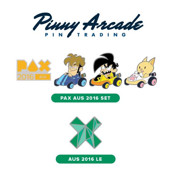 PAX Aus Pin Quest!