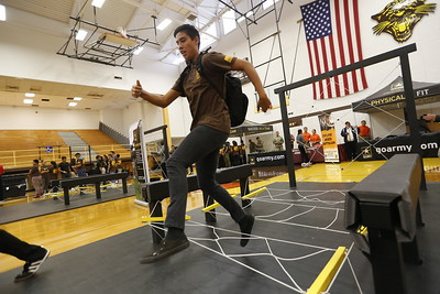 U.S. Army Challenge tests Austin High students