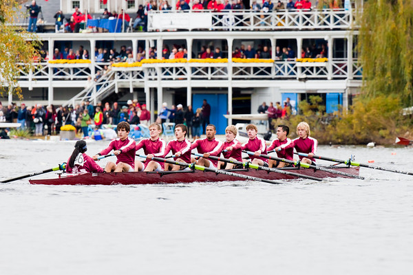 Head of the Charles - 2010 Youth Men's 8