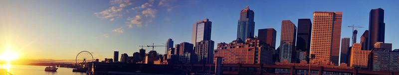 Summer In Seattle...