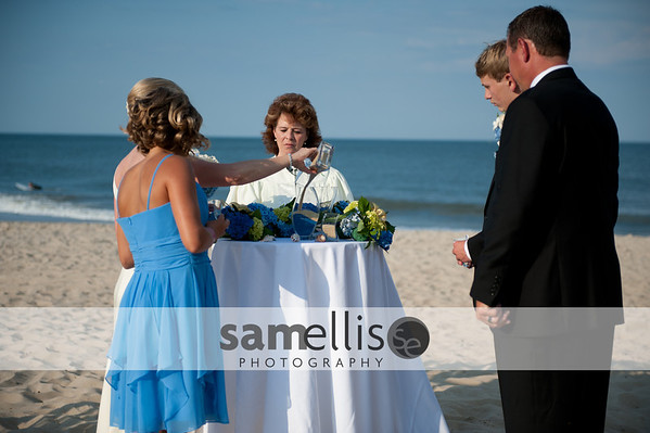 Sandy and Bob Ceremony