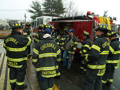 Bergenfield, NJ - November 14, 2009