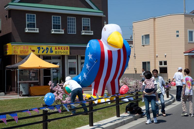 American Day 6 June 2010 (Misawa)