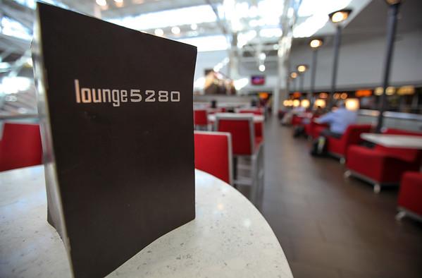 Lounge 5280 Wine Bar, B Gates Mezzanine