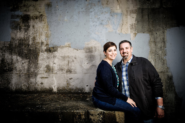 Jen and Steve - Engagement Photography, Capitola, California
