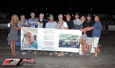 Orange County Fair Speedway - 8/14/21 - Mike Traverse