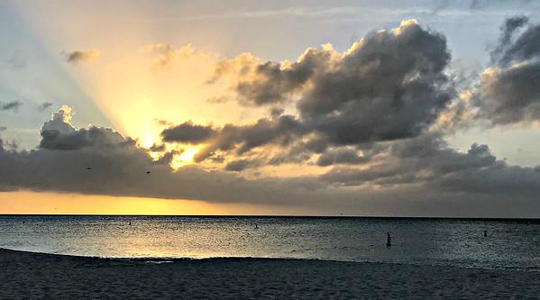 Aruba (Jan. 3-10, 2018)