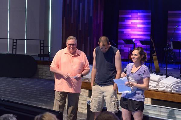 2017 June Baptisms