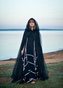Black Dress-Witchy Woman
