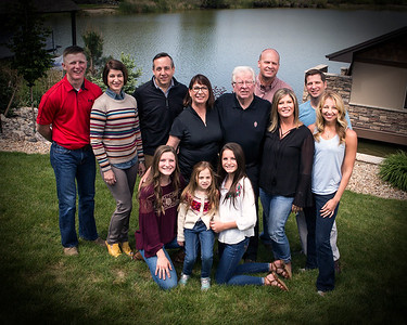 2017 Final-Logan Hawkins Graduation Family Pictures