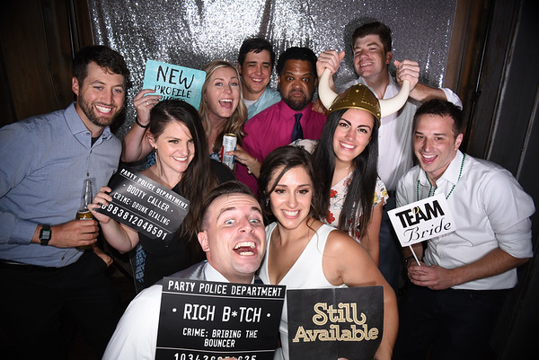 PHOTO BOOTH: Mr & Mrs Jamie Kendall 06.18.2021
