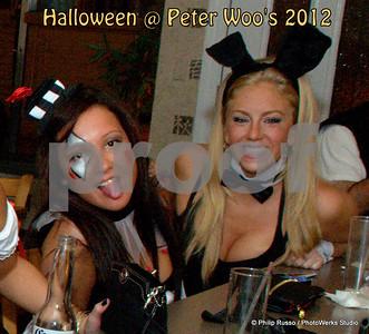 HalloWeen @ Peter Woo's 10-27-2012