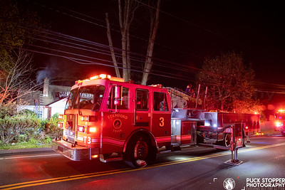 Dwelling Fire - 1135 Stillwater Ave, Stamford, CT - 4/28/21