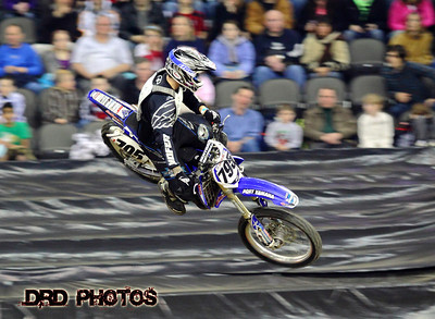 Arena Cross &  Mud Bog @ Sears Center - 1/15/10