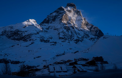 Cervinia Zermatt 2018