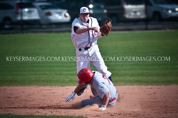 Colorado H.S. Baseball - Heritage vs Chaparral