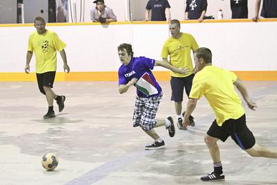 Moosonee Indoor Soccer 2010 June 3