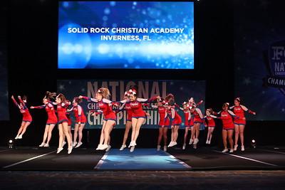 27. Solid Rock Christian Academy Inverness FL Intermediate Varsity