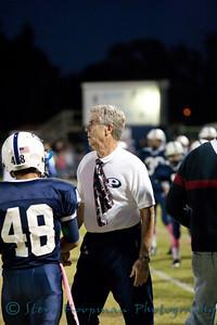 2010 Providence vs Clarksville Football