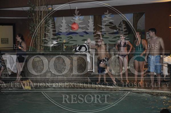 July 3 - Pool Games
