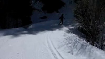 Skate Skiing movie March 2014