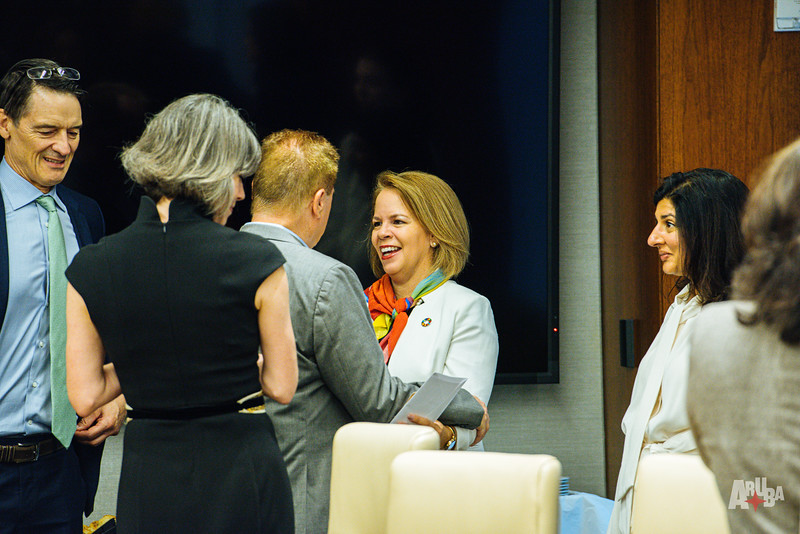 Evelyn Wever-Croes - Meeting - Prime Minister-14.jpg
