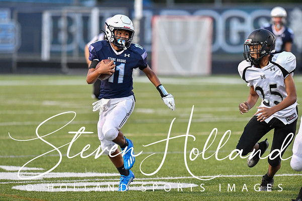 Football Freshman - Stone Bridge vs Massaponax 09.27.2021 (by Steven Holland)