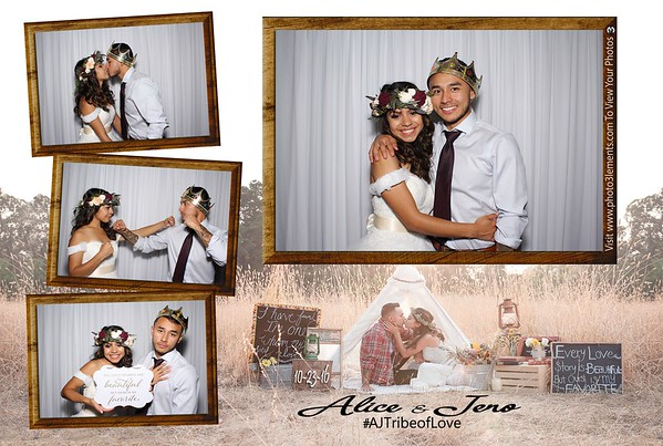 Alice & Jeno's Wedding 10-23-16