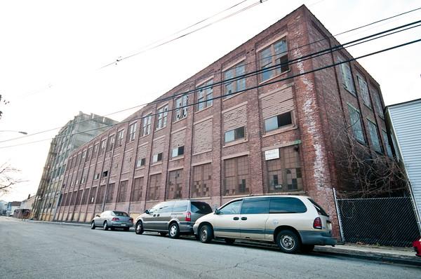 F. Berg Hat Factory